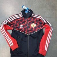 adidas original manchester united track jacket bnwt