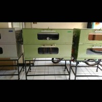 Oven Special Gas untuk Aneka macam Kue & Roti