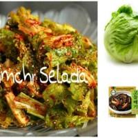 Jual Kimchi Lettuce / Kimchi Selada Import Korea Murah