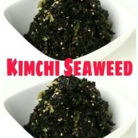 Jual Kimchi Seaweed / Kimchi Rumput Laut Import Korea Murah