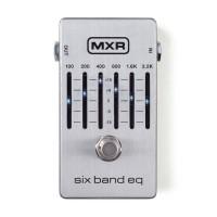 MXR M-109S 6-Band Graphic EQ