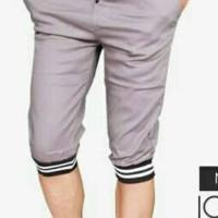 Jual Jogger pants Strip/ Jogger Pendek/ Pakaian Pria Murah