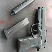 Jual Mp900 + Pemberat+silencer+Slide lock Murah