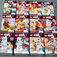 Jual Lego Star Wars JLB 1 set isi 12pcs Murah