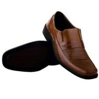 Jual Sepatu Formal Kulit Pria -Pantofel JK Collection JAR 0115 Murah