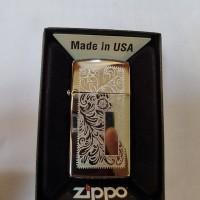 Authentic Zippo Slim