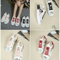 Jual DOLLYN CABELLA Carolla Wedges Sneakers 718-1 Murah