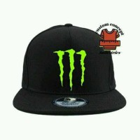 harga Topi Snapback Monster Energy Kb5 - Ls Tokopedia.com