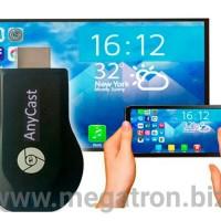 Alat Penghubung HP/laptop ke HDMI TV tanpa kabel (iOS/android/Windows)