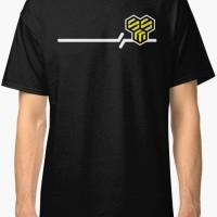 Kaos/Baju/T-Shirt/Macross Frontier SMS Civilian Military Provider