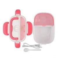 Jual Monkizz Electric Lunch Box Pink Murah