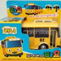 The Little Bus TAYO Pullback car Original Iconix Korea LANI