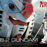 Bandai Gundam RG : #01 Scale 1/144 Real Grade RX-78-2 Gundam