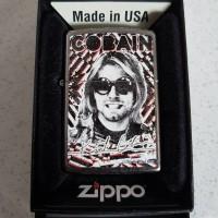 Authentic Zippo Cobain