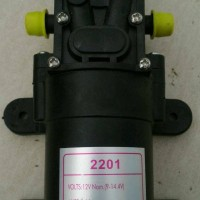 Dinamo Pompa Air Water Pump DC 12 Volt 100 Psi 2201