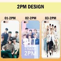 Jual custom case kpop casing 2pm cetak case kpop murah softcase hardcase Murah