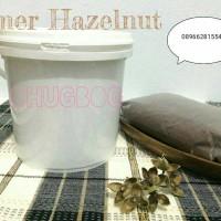 Jual Elmer Dip Glaze Hazelnut 1Kg | Nutella| Choco Hazelnut Murah