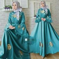Gamis Syari Ori Sesuai Foto / Realpic Baju Muslim Wanita 37