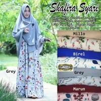 baju muslim wanita shafira syari