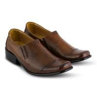 Jual Sepatu Formal Pria Kulit-Pantofel kerja JK Collection JAR 0129 Murah
