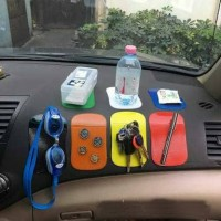 Jual Anti Slip Dashmat / Super Sticky gel pad / Antislip dashboard Murah