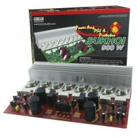 Kit power amplifier SUKHOI 900watt stereo