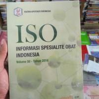 buku iso obat volume 50 tahun 2016 ikatan apoteker indonesia