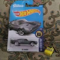 Jual hotwheels ice charger fate and furious Murah