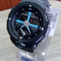 Jam tangan pria G-shock GA-500P-1ADR original