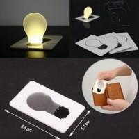 Jual Lampu Kartu LED Portabel Multi Color Murah
