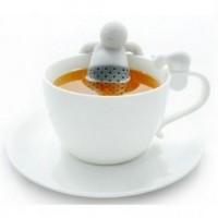 Jual Mr. Tea Infuser / Saringan Teh Gray Murah