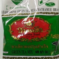 Jual SERBUK GREEN TEA MILK / MATCHA ChaTraMue / Number one brand Murah