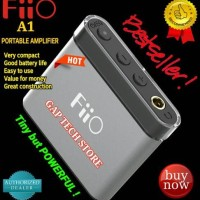FiiO A1 Portable Headphone Amplifier 100% Original