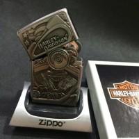 Jual Original Zippo HD Motor Flag  Murah