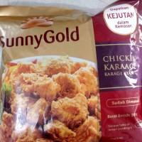 Jual [PROMO] Sunny Gold Karage Ayam 500gr Murah