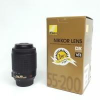 LENSA TELE / LENSA ZOOM - Nikon 55-200mm f/4-5.6G AF-S DX VR IF-ED
