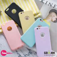 CANDY COLORFUL SOFT CASE FOR IPHONE 5, 5S, SE, 6, 6S, 6+, 6S+, 7, 7+