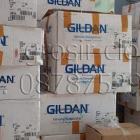 Jual TERLARIS  kaos polos gildan premium 76000 L ladies murah jakarta Murah