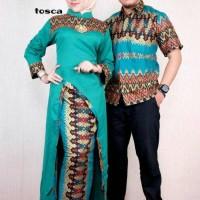 Jual Batik Kebaya Couple / Sarimbit Lilit Zigzag Murah