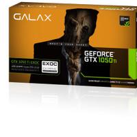 VGA GALAX nVidia GeForce GTX 1050 Ti EXOC 4GB