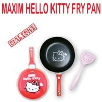 Jual Panci Frypan Teflon Hello Kitty 22cm Maspion  Murah