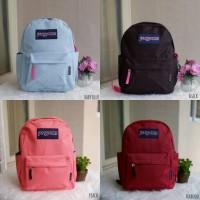 harga Ransel Import Jansport Medium Backpack Polos Tokopedia.com