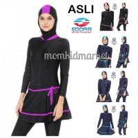 Jual Baju Renang Muslimah Ukuran M, L dan XL Dewasa ES-ML-DW-206 Murah
