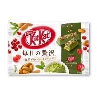 KitKat Green Tea Almond Cranberry Everyday Luxury Kit Kat