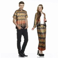2010 K2 Couple Kebaya Modern Adelia Broken White