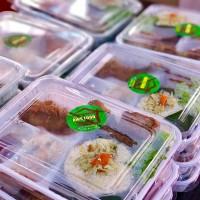 Jual Nasi Liwet Bento paket 3 Murah