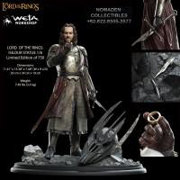 Jual WETA Lord of The Rings - ISILDUR Statue 1/6 LOTR not Hot Toys Murah