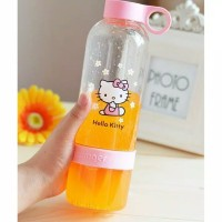 Jual Botol Citrus/Botol Minum Infused Water Citrus Hello Kitty Murah