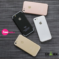 NEW IPHONE 7 LOOK A LIKE CASE, CASING IPHONE 5 5S SE (SOON 6 6S 6+ 7)
