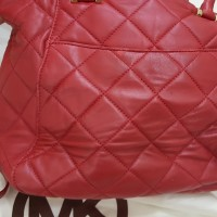 spesial Tas Michael Kors Large Fulton Quilted Leather Satchel Bag war
